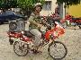 Pimp my bike : il dechire ce velo, il ressemble presque aux becanes derriere :)