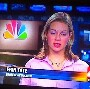 Belle grimace pour cette presentatrice tv